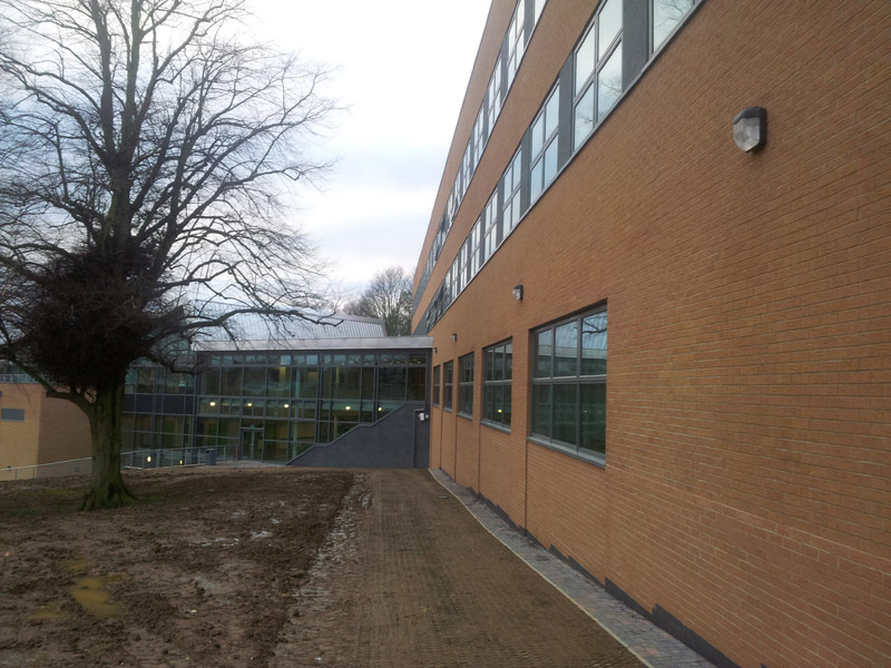 Daventry district council bespoke sip panels for Sip building systems