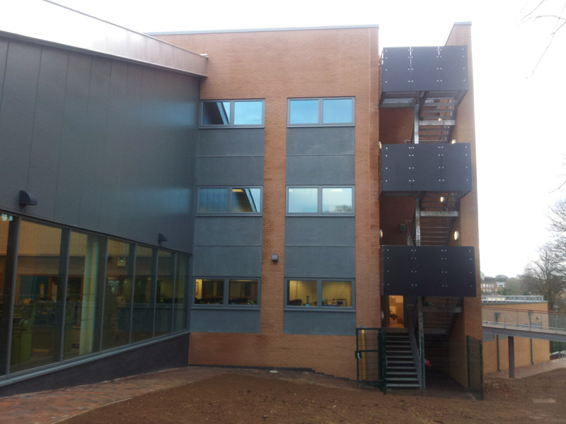 Daventry District Council Bespoke Sip Panels