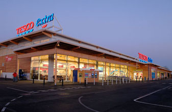 Tesco Eco Superstore