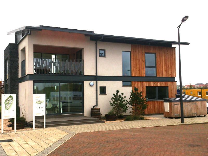 Bre Innovation Park Scotland Housing Panels
