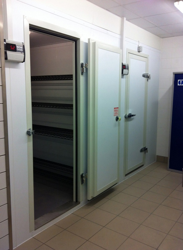Custom Coldrooms Controlled Environments Mobile