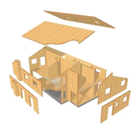 SIP Roof Panels