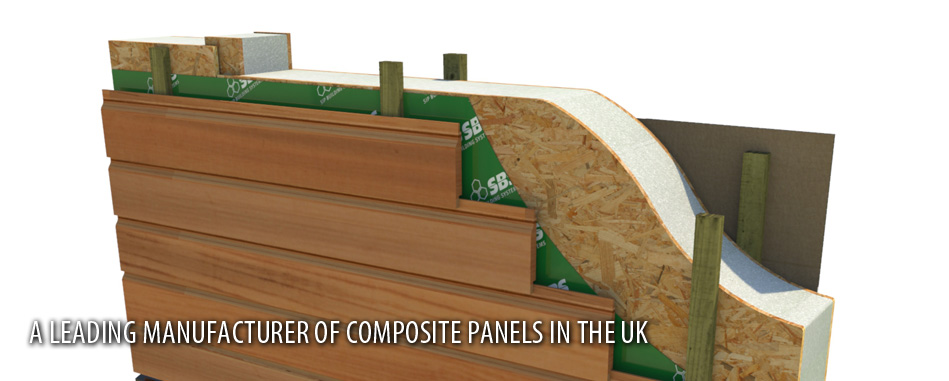 Sip insulated panels sips uk structural insulated for Sip building kits