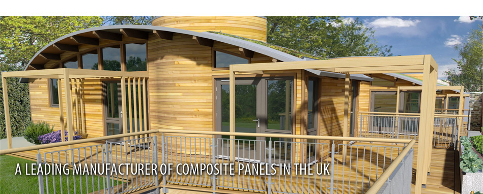 Sip insulated panels sips uk structural insulated for Building a house with sip panels